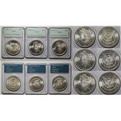 San Francisco Morgan Dollars
