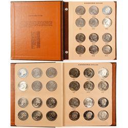 Eisenhower Dollar Collection
