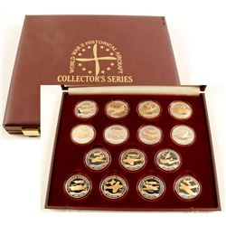 WWII Historical Aircraft Collector's Series