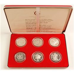 George Washington Silver Proof Coins