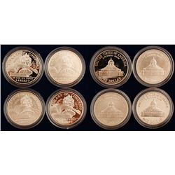Library of Congress Commemorative Coin Sets
