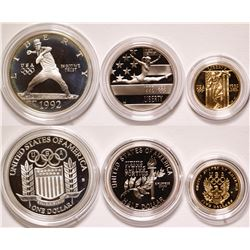 Olympic Coin Proof Set