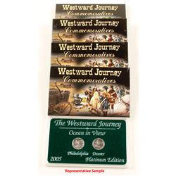 Westward Journey Commemoratives