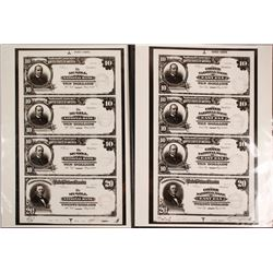 BEP Banknotes