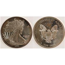 Half Pound Silver Eagle