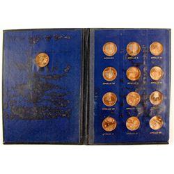 The Apollos Commemorative Bronze 13-Coin set
