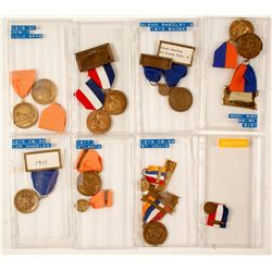 ANA Medals with Ribbons