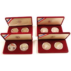 U.S. Olympic Coin Proof Sets