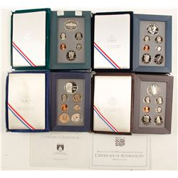 U.S. Prestige Proof Sets