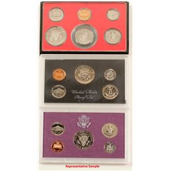 U.S. Proof  Set Group