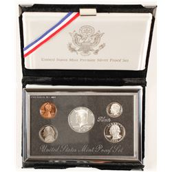 United States Mint Premier Silver Proof Set