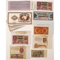 Sweepstakes Tickets & Foreign Currency Related Collectibles
