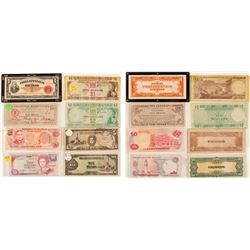 Island Paper Currency