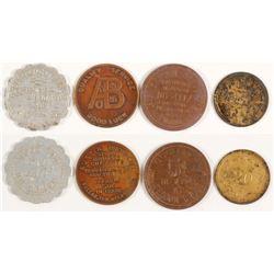 Four Differant Merchants
