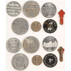 Seven Various Pieces