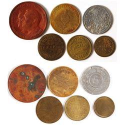 Six Various Pieces