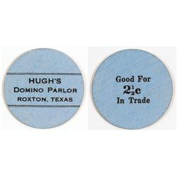 Hugh's Domino Parlor