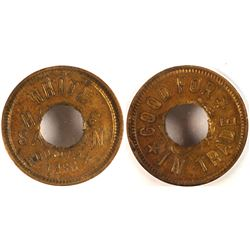 White House Saloon Token
