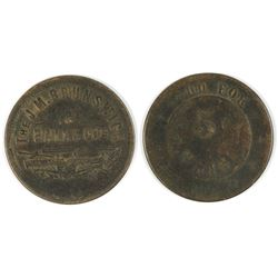 Brunswick Balke Co. Token