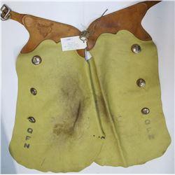 Bat wing Chaps