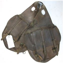 Boyt US Cavalry Saddle Bags