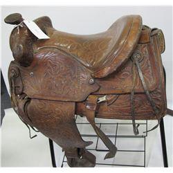 Cowboy Western Saddle