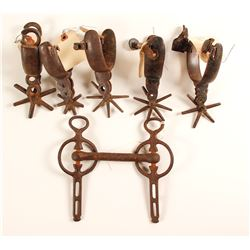 Mexican spurs all singles