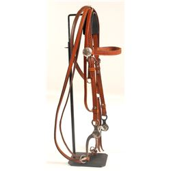 Renalde Bit with Headstall and Reins