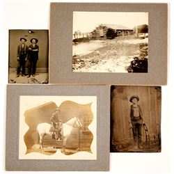 Vintage Cowboy & Ranching Photographs