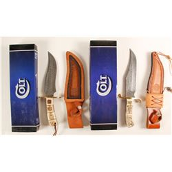 Colt Sheath Knives model 408