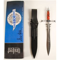 "Gil Hibben ""Immortal"" 50th Anniversary sword"