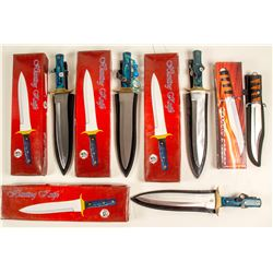 Tomahawk brand and Chipaway brand hunting knives