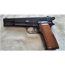 Browning high-power Belgian made 9mm