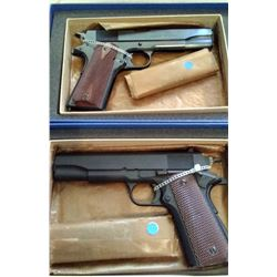 Pair of Colt 1911 pistol from the Colt Custom Shop