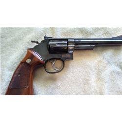 Smith & Wesson model 19 revolver .357 cal.