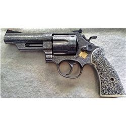 Smith & Wesson model 57 .41 mag. Hank Williams letter