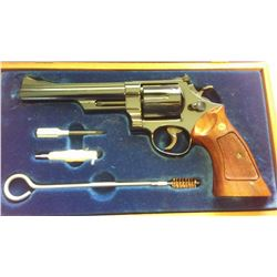 Smith & Wesson model 57 in .41 mag.