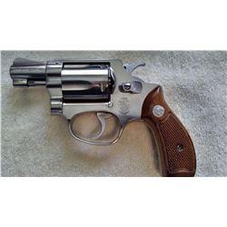 Smith & Wesson model 60 in .38 spl.