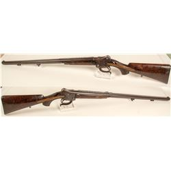 Wesley-Richards .450 No. 2 Express rifle