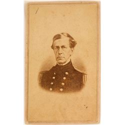CDV of Commodore Wilkes by Taber