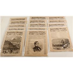Civil War Era Harper's Weekly (14)