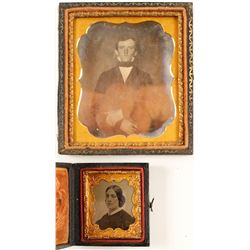 Ferrotype & Daguerreotype Portraits
