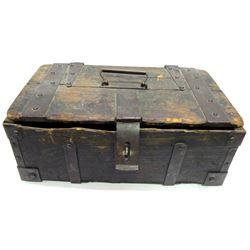 Spanish American War Ammo Box