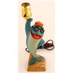 """Charlie the Tuna"" Lamp"