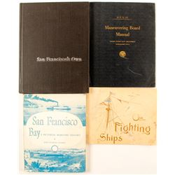 Bay Area, CA Maritime Books