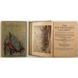 The San Francisco Calamity by Earthquake and Fire by Morris