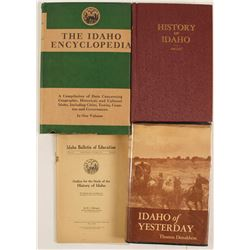 Idaho History Group (3 Volumes)