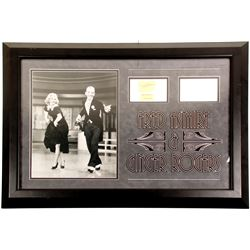 Fred Astaire & Ginger Rogers Original Signatures