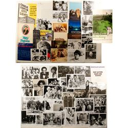 Large Hollywood Archive with Many Photos