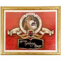Metro Goldwyn Mayer Signature of Stars